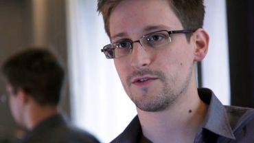 Edward Snowden, ancien consultant des renseignements américains, a reçu un prix.