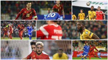 """""""Et si l'Euro..."""" : la liste des 23 Diables Rouges de la rédaction sportive. Episode 4 : les attaquants et la sélection finale"""