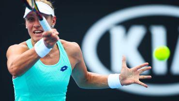 Yanina Wickmayer de retour dans le top 100 mondial