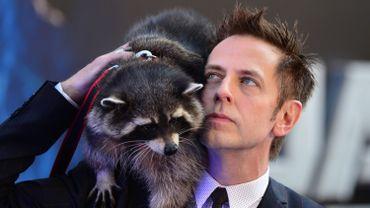 """James Gunn est déjà engagé sur le tournage du second """"Gardiens de la galaxie"""""""