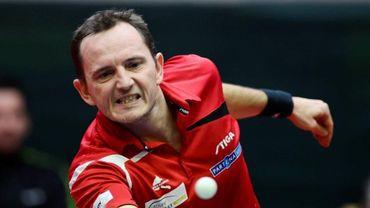 Jean-Michel Saive et l'aile francophone de tennis de table vont devoir revoir leur copie.
