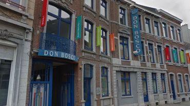 L'Institut Don Bosco de Verviers.