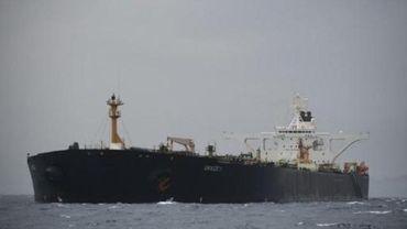 Les Etats-Unis demandent à saisir le pétrolier iranien immobilisé à Gibraltar