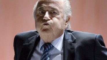 Le très controversé Sepp Blatter sera selon toute vraisemblance réélu à la tête de la FIFA