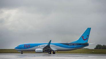 Un avion de la compagnie TUI a connu un problème technique ce dimanche