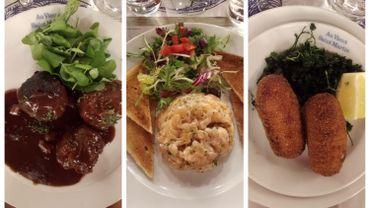 BXXL a testé pour vous les restaurant Au Vieux Saint-Martin au Sablon