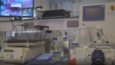 Ballon d'oxygène pour Asit biotech
