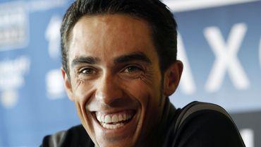 Contador ne disputera pas le Giro 2013