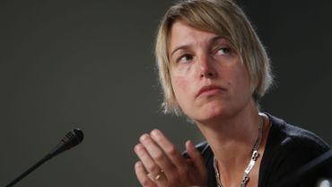 La ministre flamande de l'Environnement, Joke Schauvliege