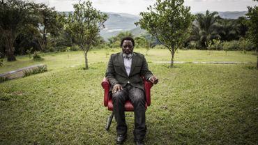 Portait du président Joseph Kabila, au pouvoir depuis 2001