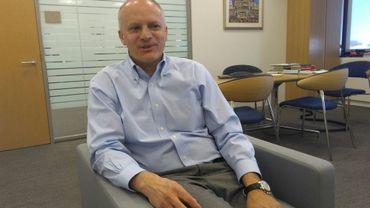Le directeur du FMI pour l'Amérique latine, Alejandro Werner, le 12 avril 2019 à Washington