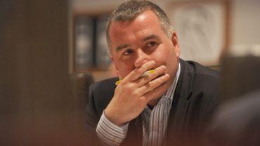Le N-VA Karim Van Overmeire, ex-Vlaams Belang