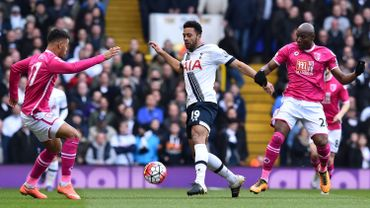 Tottenham et ses Belgians Spurs, disposent de Bournemouth