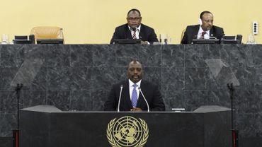 Joseph Kabila a dénoncé les agressions du Rwanda