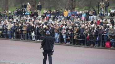 Attentat à Berlin: sécurité renforcée autour de Buckingham Palace à Londres