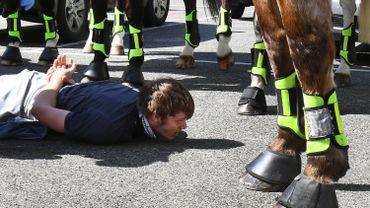 Coronavirus: arrestation à Melbourne de dizaines de manifestants opposés aux restrictions