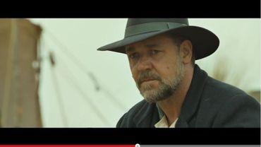 """""""La Promesse d'une vie"""" de et avec Russell Crowe est prévu pour le 4 février 2015 en Belgique"""