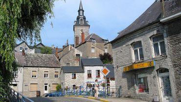 Le centre historique de Couvin