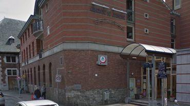 L'Auberge de jeunesse de Liège