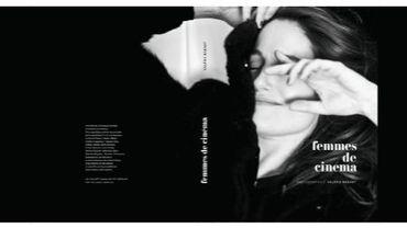 """Valérie Nagant : son livre """"femmes de cinéma"""""""