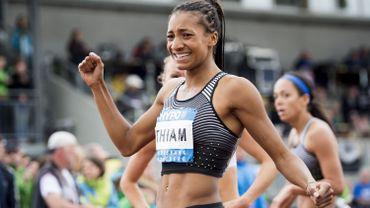 Nafissatou Thiam, 4e à Götzis, réalise le 2e meilleur heptathlon de sa carrière