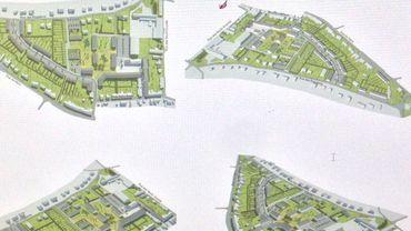 Le projet de lotissement pourrait compter jusqu'à 200 logements et 600 habitants.