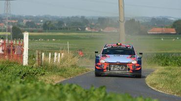 Ypres candidat pour accueillir un manche WRC en 2020