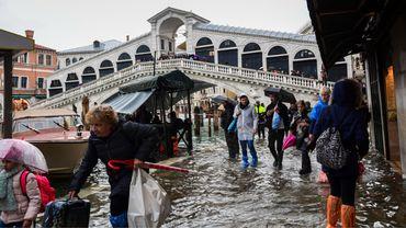 Ces dernières années, la ville italienne de Venise a subi de nombreuses inondations, qui menacent la préservation de son patrimoine culturel.
