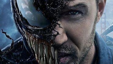 "Tom Hardy incarne Eddie Brock alias ""Venom"" dans le prochain film de Ruben Fleischer qui sortira le 10 octobre prochain en Belgique."