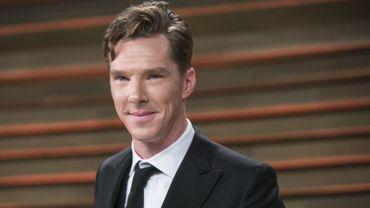 """Même si la série """"Sherlock"""" a été primée, Benedict Cumberbatch n'a pas réussi à glaner la récompense de meilleur acteur"""