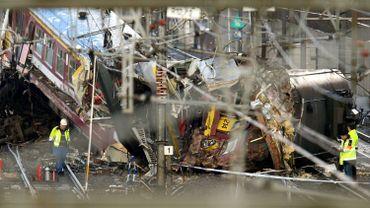 L'accident de train a fait 19 victimes en 2010