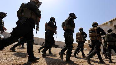 """""""Nous avons besoin de cette piste d'obstacles pour améliorer le savoir-faire de nos forces spéciales"""", a déclaré le commandant de cette académie, le général-major Falah Hassan, à quelques journalistes."""