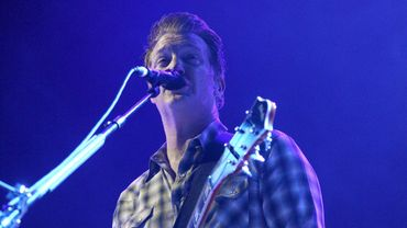 "Josh Homme, de ""Queens of the Stone Age"""