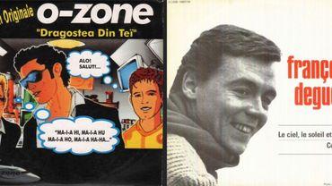 Redécouvrez nos deux tubes de l'été du jour : O-Zone & François Deguelt !