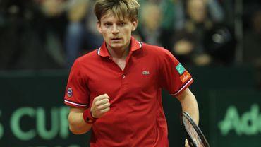 ATP Miami : David Goffin élimine Kohlschreiber et rejoint le 3e tour