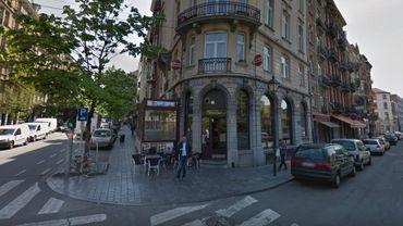 """L'agression aurait eu lieu dimanche soir à la taverne """"le Dôme"""", avenue Jean Volders, à Saint-Gilles."""