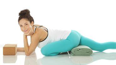 Mandy Ingber est le professeur de yoga de l'actrice Jennifer Aniston.