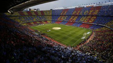 Violences en Catalogne: la Liga demande à jouer le prochain Clasico à Madrid et non à Barcelone