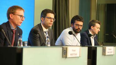 Coronavirus en Belgique : suivez en direct la conférence de presse du centre de crise