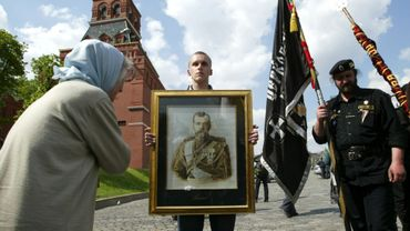 Le souvenir du Tzar Nicolas II reste ancré dans la mémoire de certains Russes.