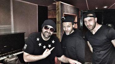 C'est un ami commun qui a mis DJ Joss et Christophe Maé en contact