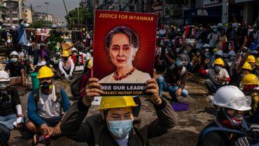 Aung San Suu Kyi est assignée à résidence depuis 4 mois.