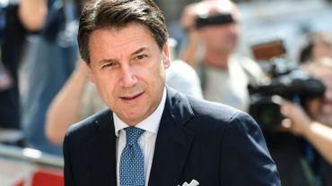 Le Mouvement 5 étoiles exige des garanties pour conserver le juriste indépendant Giuseppe Conte au poste de Premier ministre.