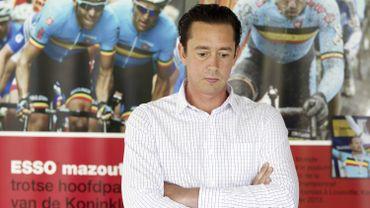 Leif Hoste ne devra pas payer son amende de 150.000 euros