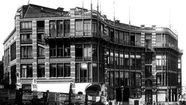 """""""De fer et de verre"""": la Maison du Peuple de Victor Horta racontée par Nicole Malinconi"""
