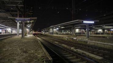 La foudre s'abat sur un train entre Voroux et Waremme, des retards et des suppressions possibles