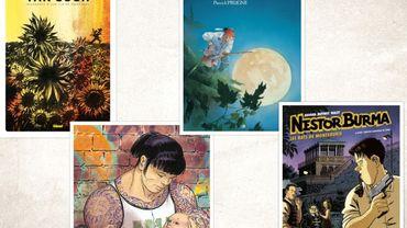 Rentrée Littéraire : Quatre BD à découvrir