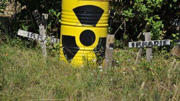 Nucléaire: l'Ondraf soutient l'enfouissement passif des déchets hautement radioactifs