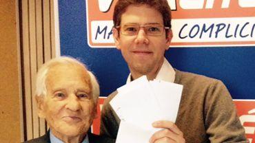 Hommage à Jean d'Ormesson, réécoutez Les Petits papiers de novembre 2015...