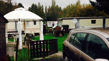 Le camping de Brugelette, 15 hectares en bord de Dendre et encore 33 emplacements occupés. Mais seulement jusqu'en juillet 2016.